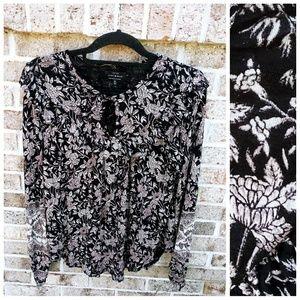 Lucky medium blouse BoHo